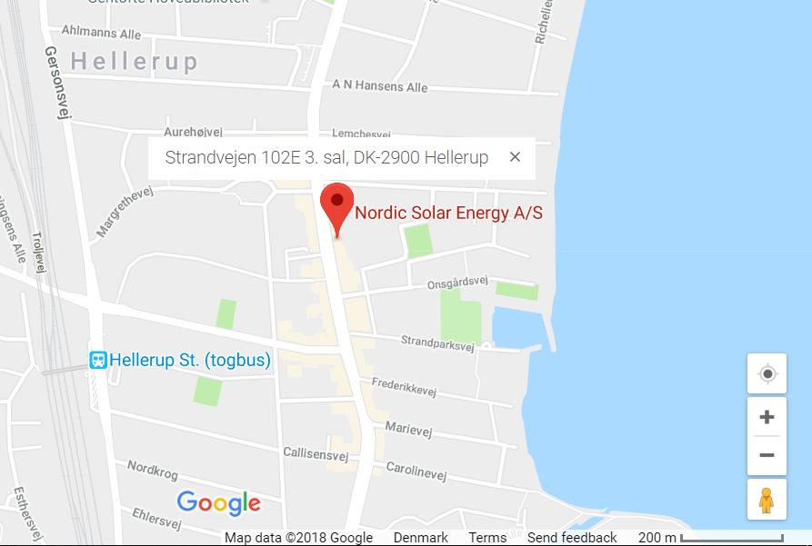 dong energy kurs